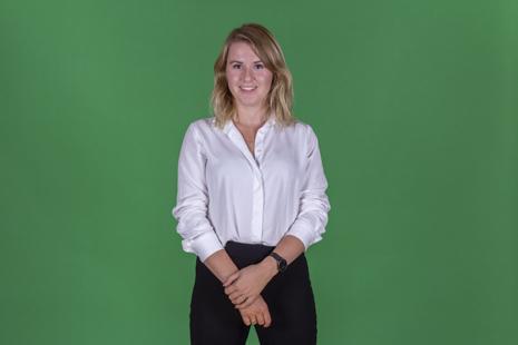 Knapste Vrouw van Groningen – Marleen