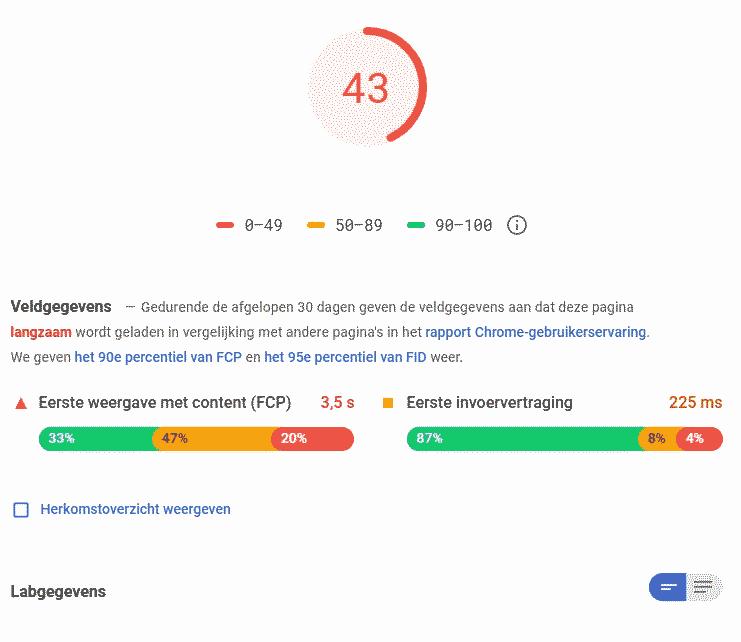 Je snelheid verbeteren is een belangrijke Website optimalisatie