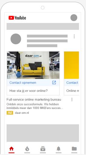 Daar-om.nl Discovery Ads