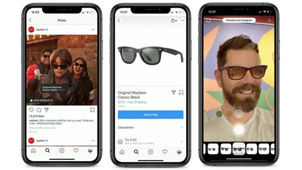 AR en VR in social media