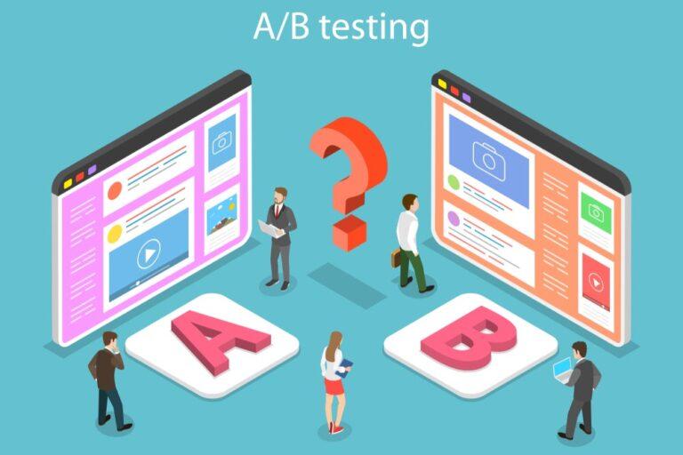 a/b testen