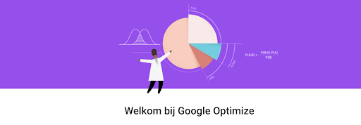 Google Optimize is een goede A/B testing tool