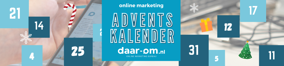 Online marketing adventskalender 2020
