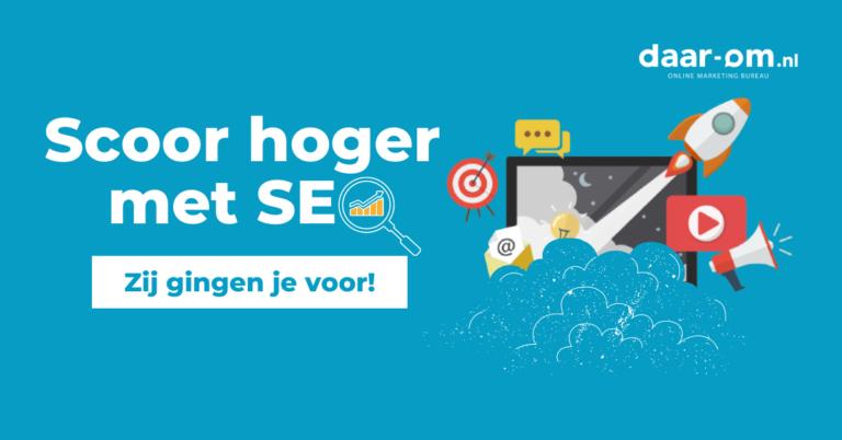 SEO klantcase daar-om.nl